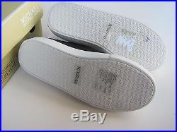 Rare Michael Kors Malaga Kids Girls Shoes Sneakers S 1 2 3 4 5 13 Womens 4 5 6 7