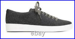 Women's Shoes Michael Kors KEATON LACE UP Low-Top Fashion Sneaker Flannel GREY